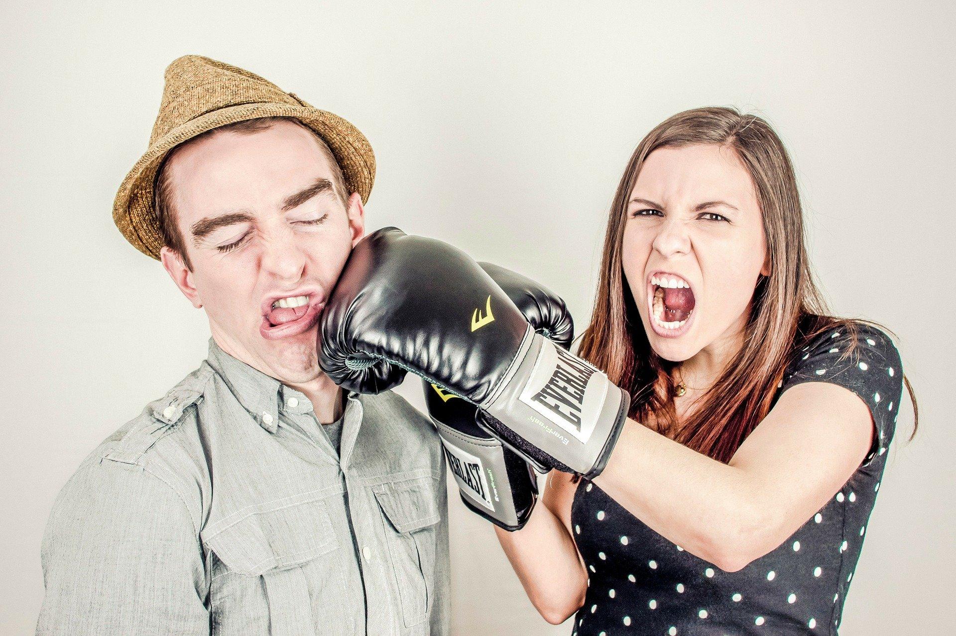 Read more about the article Jak radzić sobie z konfliktem w pracy?